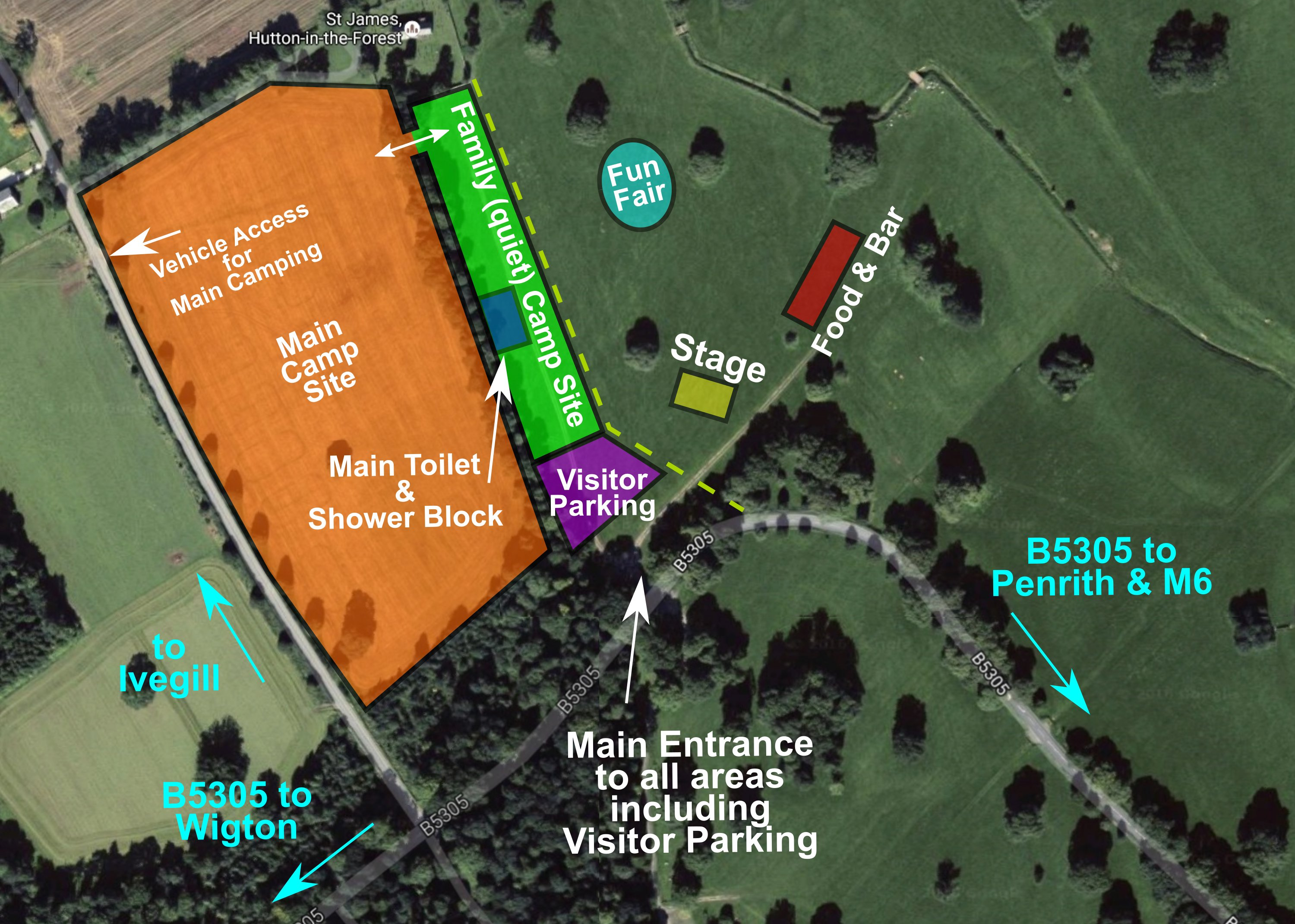 Penrith site map new