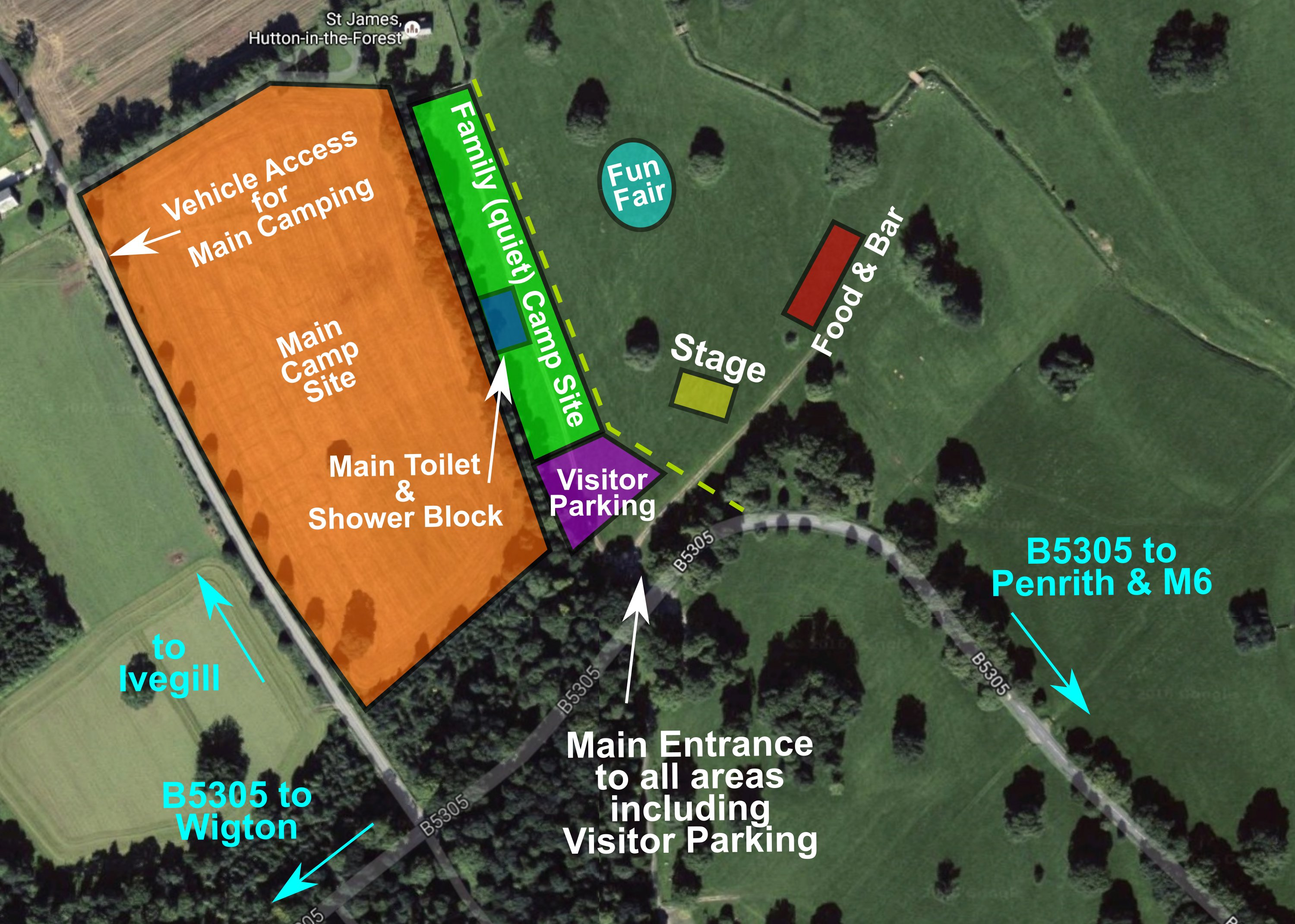 2017 Penrith site map