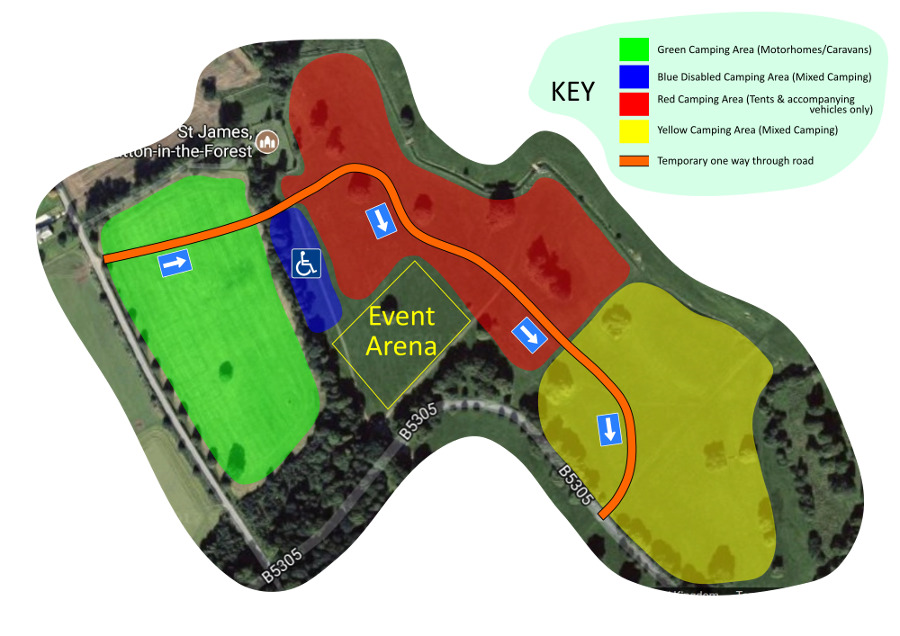 Site Plan for Website Trans